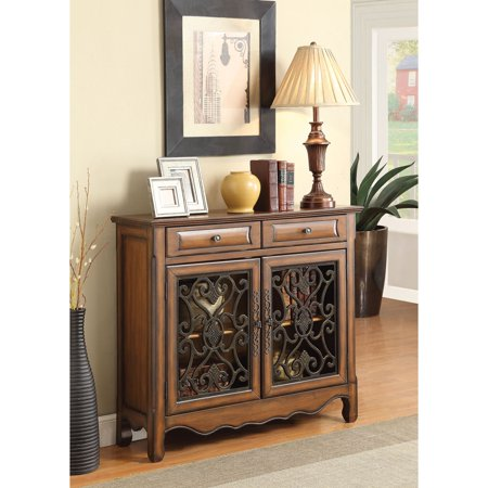 Coaster Brown Accent Cabinet ()