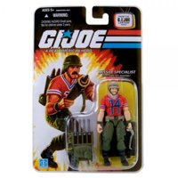 g.i. joe 25th anniversary wave 9 bazooka action figure