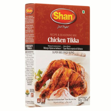 Shan premium chicken tikka masala recipe seasoning mix indian shan premium chicken tikka masala recipe seasoning mix indian food spices pk of forumfinder Image collections
