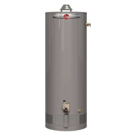 RHEEM Gas Water Heater,50 gal.,38,000 BtuH PROG50-38N (Best 50 Gallon Gas Water Heater)