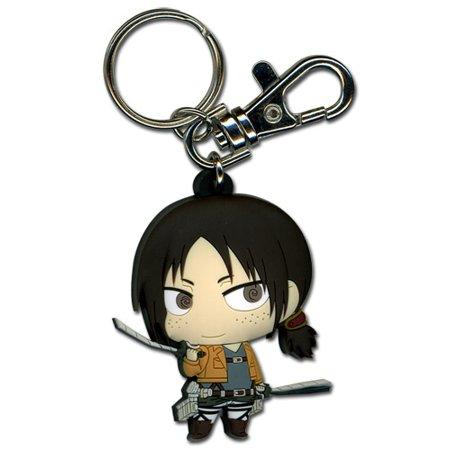 Key Chain - Attack on Titan - New SD Chibi Ymir Toys Anime Ring