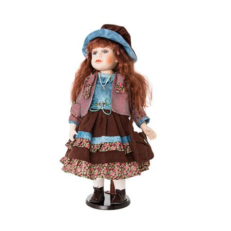 Copa Judaica 275D Island Porcelain Doll Collection - Sharon (Porcelain Doll Halloween)