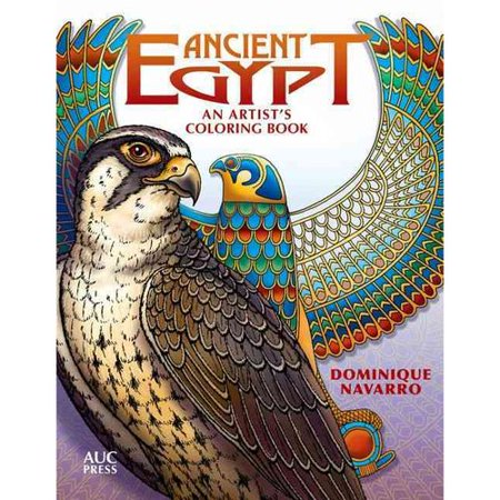 Ancient Egypt An Artists Coloring Book