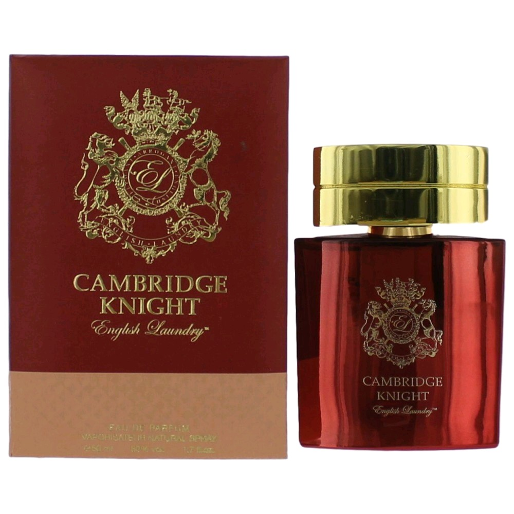 Cambridge Knight Cologne by English Laundry, 1.7 oz EDP Spray for Men