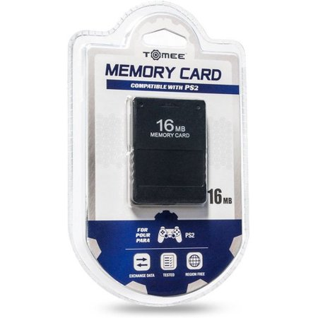 Tomee 16MB Memory Card for Sony PlayStation 2