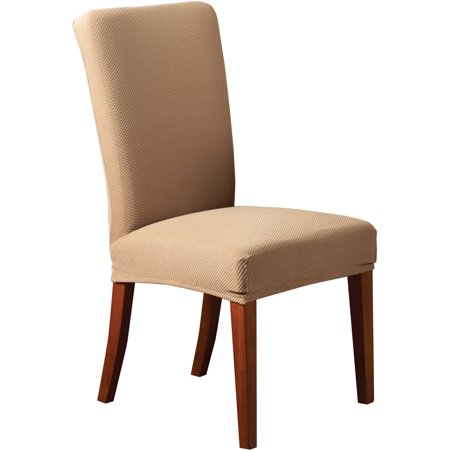 Canopy Stretch Honeycomb Dining Chair Slipcover