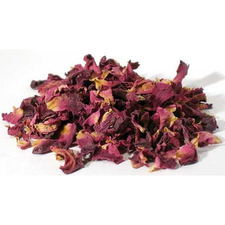 - Red Rose Buds & Petals 1 Lb