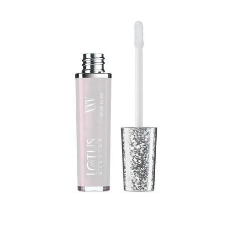 Lotus Makeup Xxv 3d Lip Glass Angel, Nude Pink, 8 ml