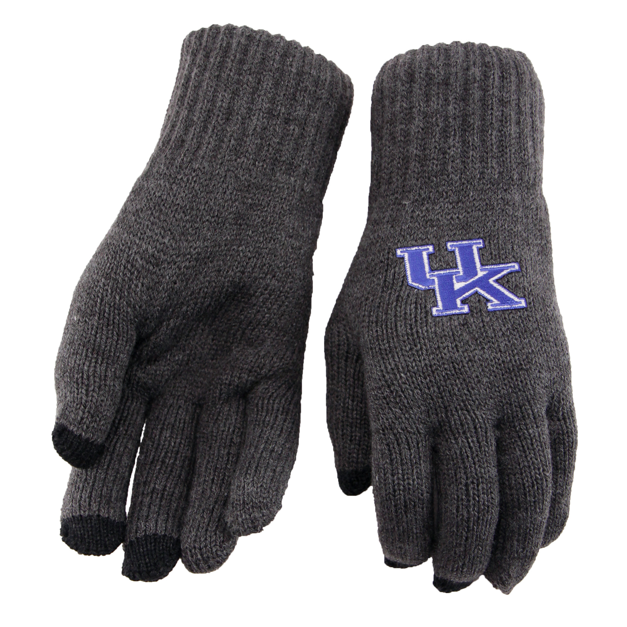 University of Kentucky Smart-Touch Gloves (large)
