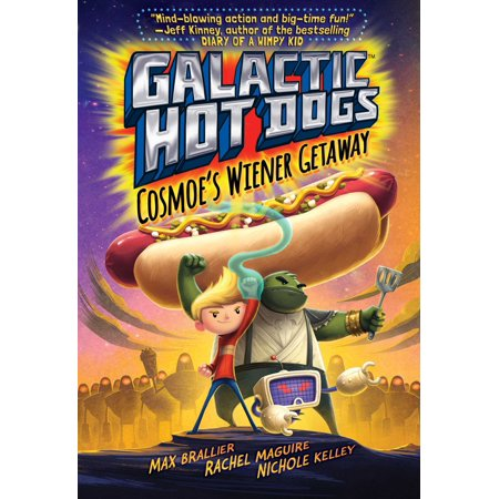 Galactic Hot Dogs 1 : Cosmoe's Wiener - Wiener Dog Halloween Book