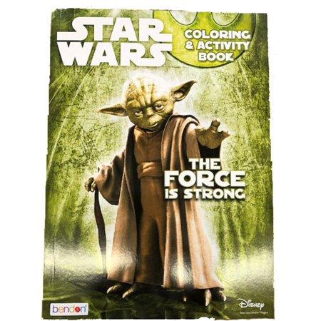 Coloring Book - Star Wars - 128p Jumbo