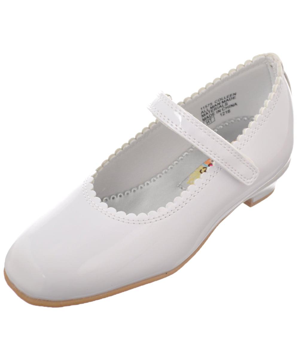 "Rachel Girls' ""Colleen"" Mary Jane Heels (Youth Sizes 13 - 4)"