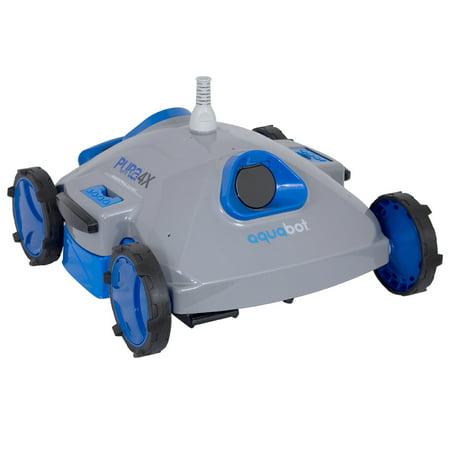 Aquabot Pura 4x Robotic Swimming Pool Cleaner