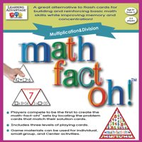 Learning Advantage™ Math-Fact-Oh!™ Multiplication & Division Game