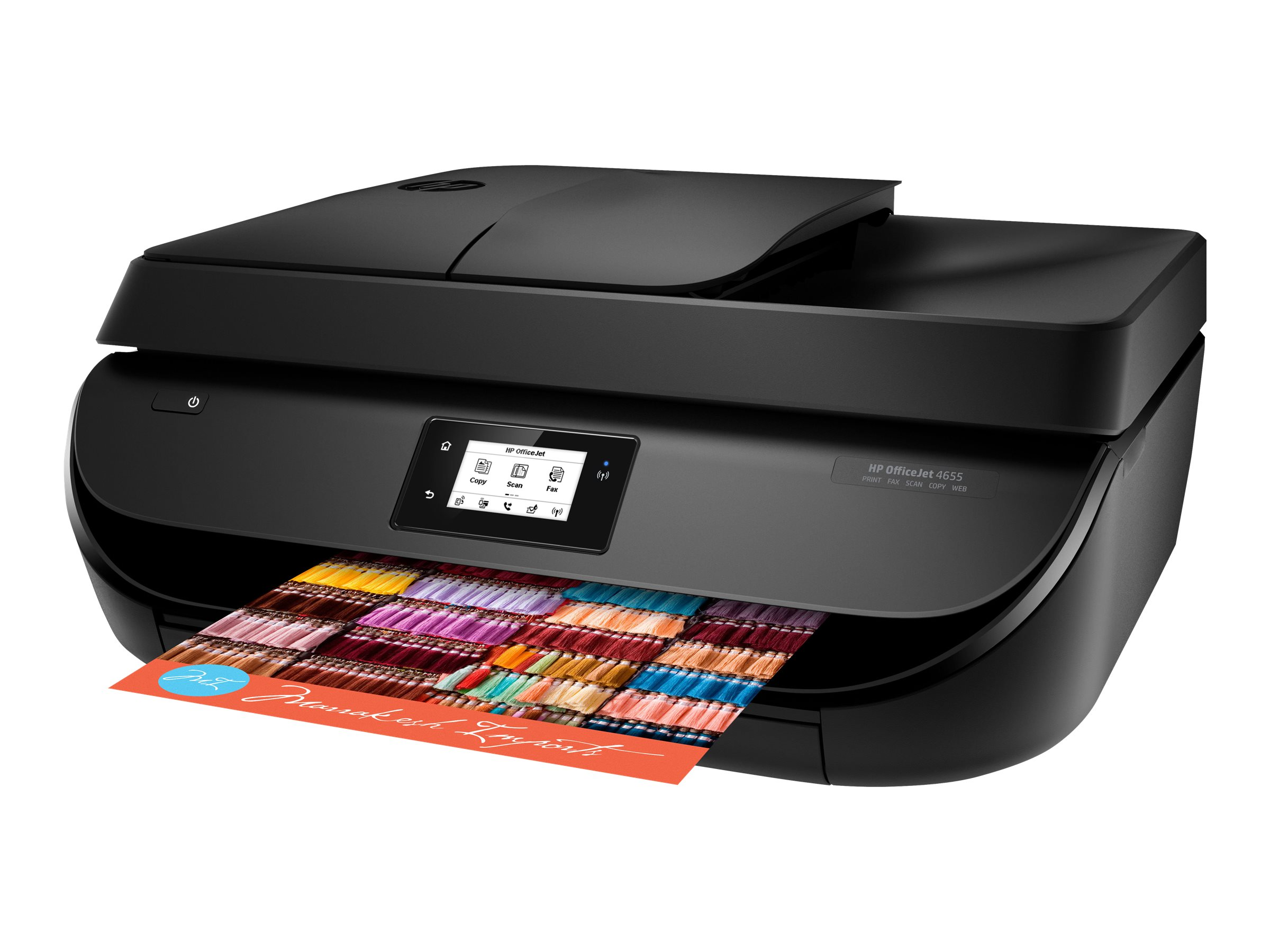 HP Officejet 4655 All-in-One multifunction printer (color) by HP