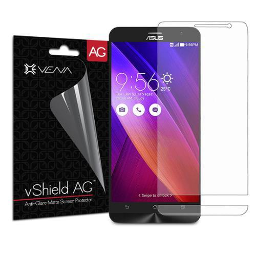 Vena Asus ZenFone 2 ZE551ML / ZE550ML Screen Protector - Vena vShield [Anti-Glare Matte] Anti-Scratch Shield (3 Pack)