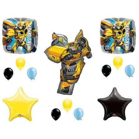 Bumblebee Transformers Movie Birthday Party Balloons Decoration John - John Cena Pinata
