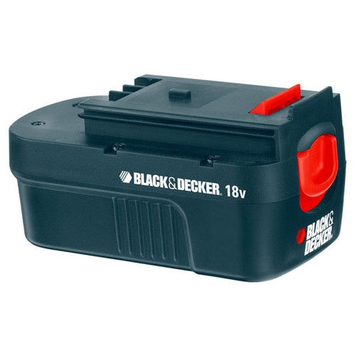 BLACK+DECKER Battery,18V,1.0Ah,NiCd HPB18