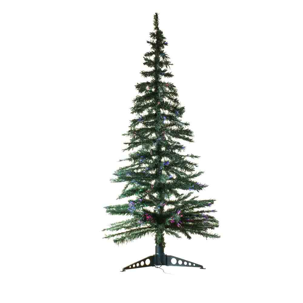 6 Foot Fiber Optic Tree with Stand