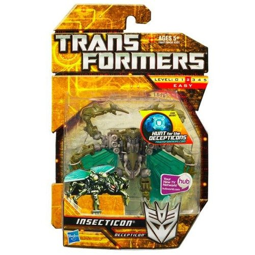 Transformers Hunt for the Decepticons Insecticon Action Figure