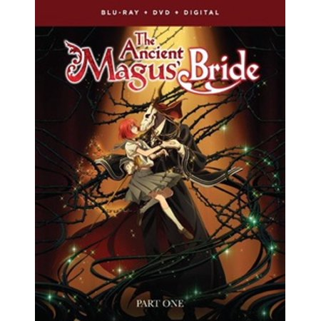 Ancient Magus Bride: The Complete Series Part 1 (Blu-ray) (Father If The Bride)