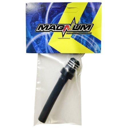 MAGNUM Gas Tank Vent Aluminium Black  #250596