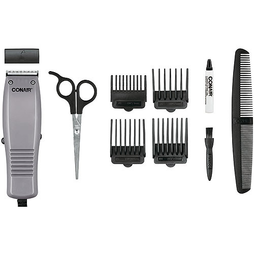 Conair 10pc Hair Cut Kit