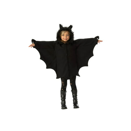 Cozy Bat Girls Halloween Costume