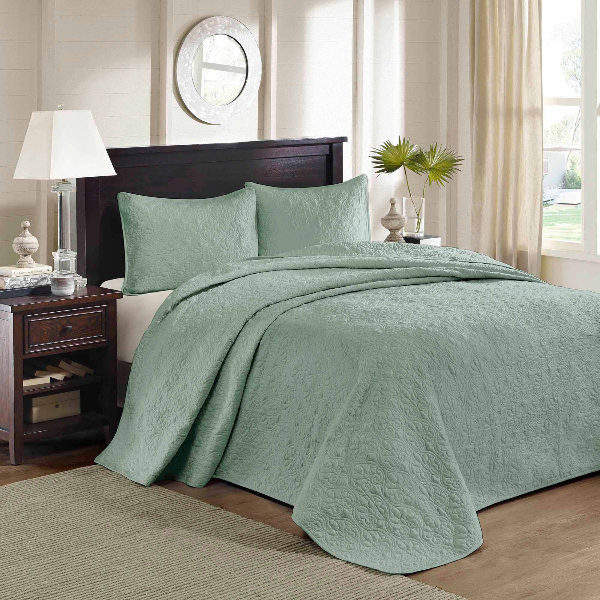 Home Essence Vancouver 3-Piece Bedspread Set