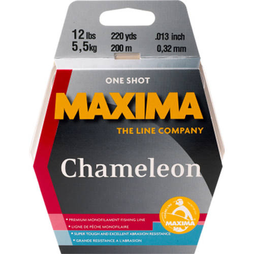 Maxima Fishing Line Chameleon by Maxima Fishing Line