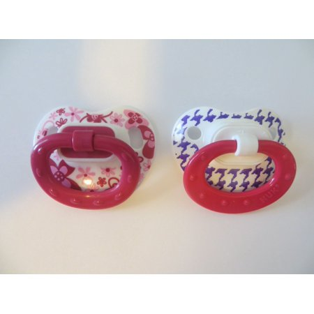 Adult Pacifier (2 Doll Pacifiers GIRL COLORS + Reusable Putty + Instructions. AGES 8 YRS+ By Reborn Ship from)