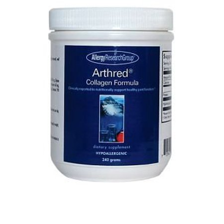 Cellular Research Formulas - Allergy Research Group - Arthred Collagen Formula 240 g