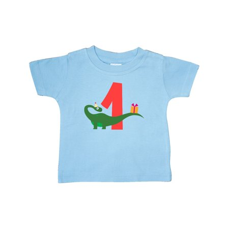 One Year Old Dreadnoughtous First Birthday Baby T Shirt