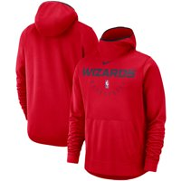 Washington Wizards Nike Spotlight Performance Pullover Hoodie - Red