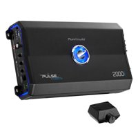 Planet Audio PL2000.1M 2000W Class A/B Mono MOSFET Power Car Amplifier w/ Remote