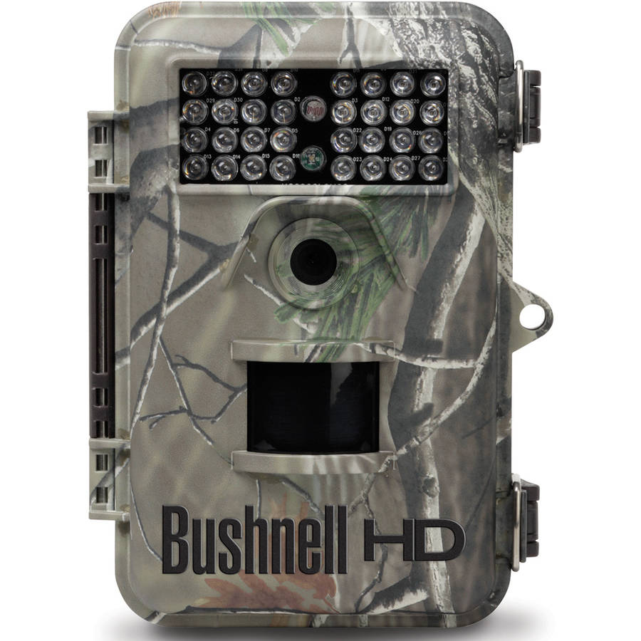 Bushnell 16MP Low Glow Trail Camera by Bushnell