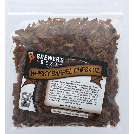 Brewer's Best Barrel Chips Whisky Barrel - 4