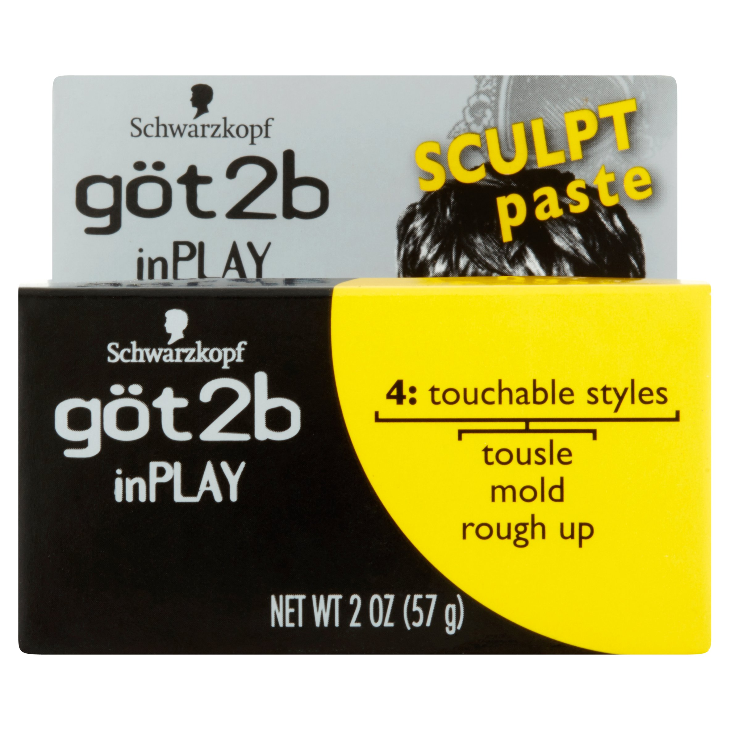 Göt2b inPlay Sculpt Paste 2 oz. Jar
