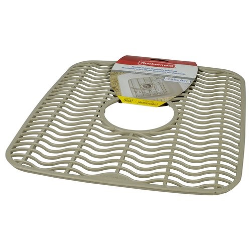 Rubbermaid Small Sink Protector, Tan