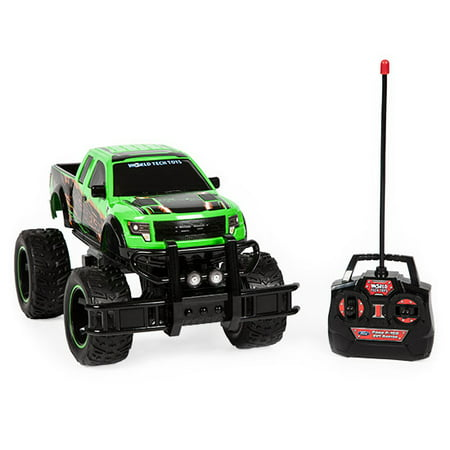 Ford F150 Remote Control Truck - Ford F-150 SVT Raptor 1:14 RC Monster Truck