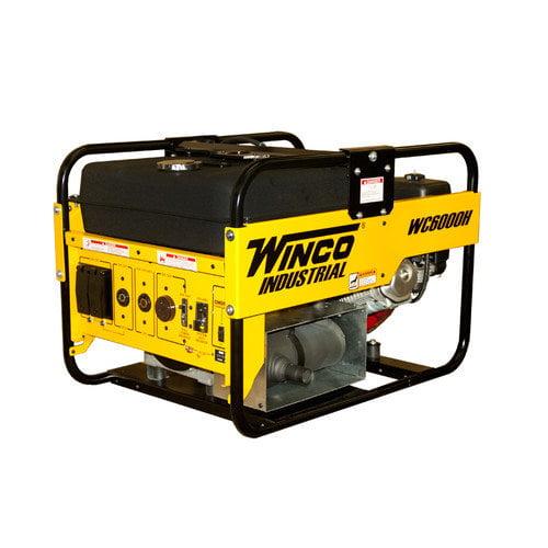 Winco Power Systems Industrial Series 6000 Watt Gasoline Generator