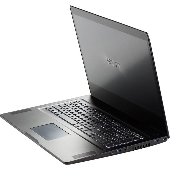 """EVGA SC17 17.3"""" Notebook w  Intel i7-6820HK, 32GB RAM, 1TB HDD & 256GB SSD by EVGA"""