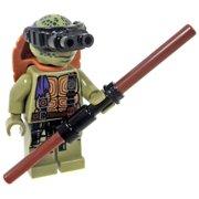 LEGO Teenage Mutant Ninja Turtles Movie Donatello Minifigure [No Packaging]