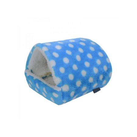 Lavaport Hamster Guinea Pig Squirrel Hedgehog Rabbit Nest Mice Pet Bed House (House Pet Bed)