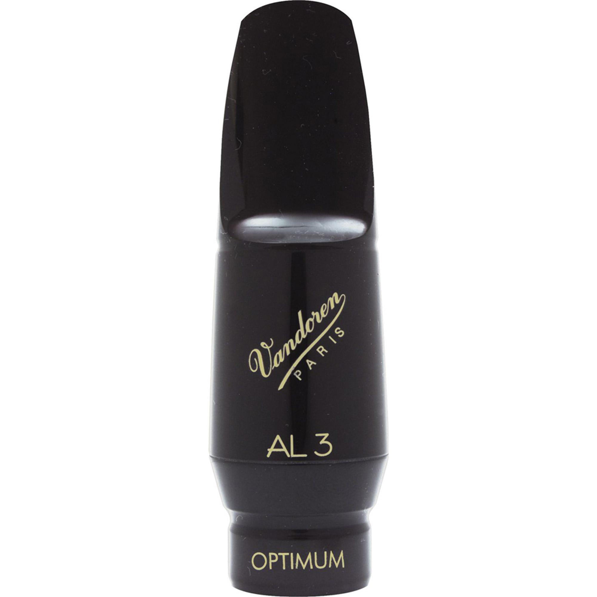 Vandoren Optimum Alto Saxophone Mouthpiece, AL3