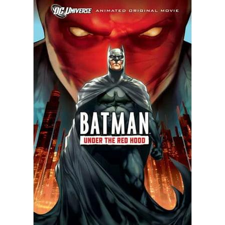 Batman: Under the Red Hood - Red Batman