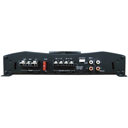 JVC Mobile KS-AX5102 drvn AX5000 Series Class AB Amp (2 Channels, 600 Watts) ()