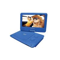 Sylvania SDVD9020C-BLUE 9-Inch Swivel Screen Portable DVD/CD/MP3 Player - Manufacturer Refurbished