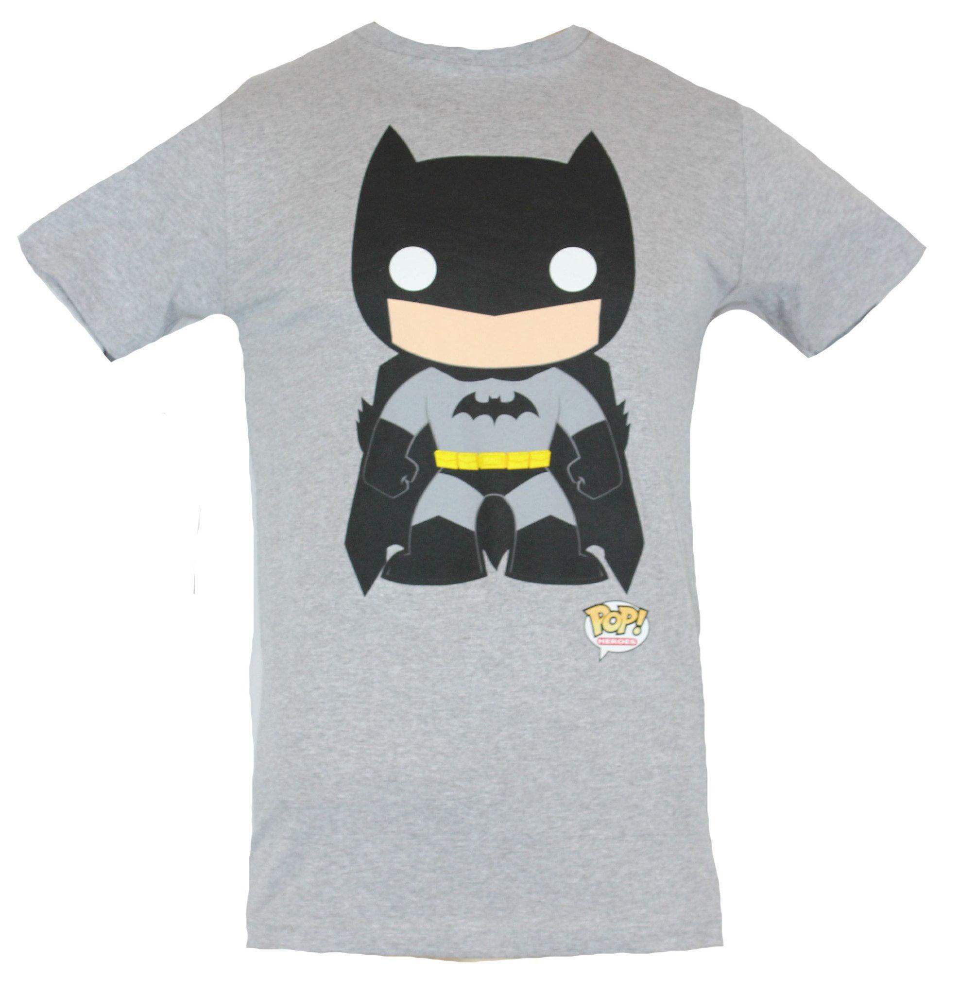 Funko Pop Batman T Shirt | Azərbaycan Dillər Universiteti