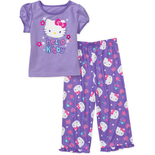 Hello Kitty Baby Girls' 2 Piece Tee'and